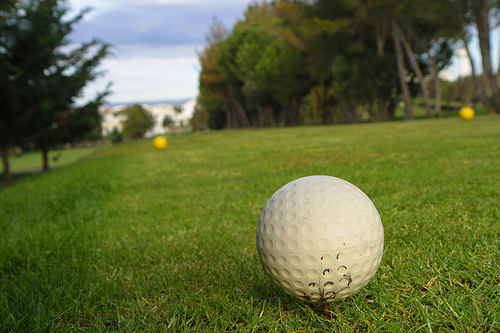 Brush Up On Your Swing at Ruggles Golf Course