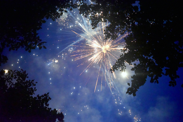 Don't Miss the 4th of July Celebrations in Nearby Bel Air