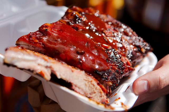 Dine On Slow-Smoked Barbecue at Chap's Pit Beef