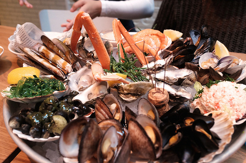 Love Seafood? Then You'll Love Row 34