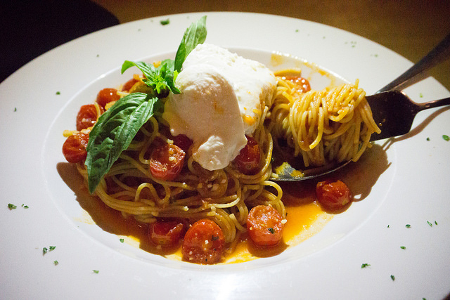 Enjoy Authentic Italian Fare at Mamie's Cafe with Love