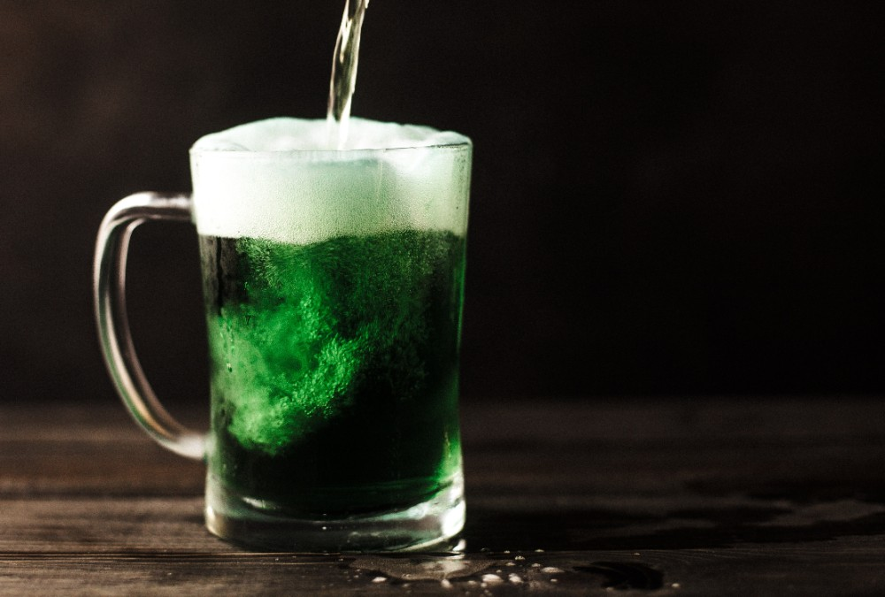 Raise a Glass to St. Patrick's Day at Grumpy's Bar & Grill in Aberdeen