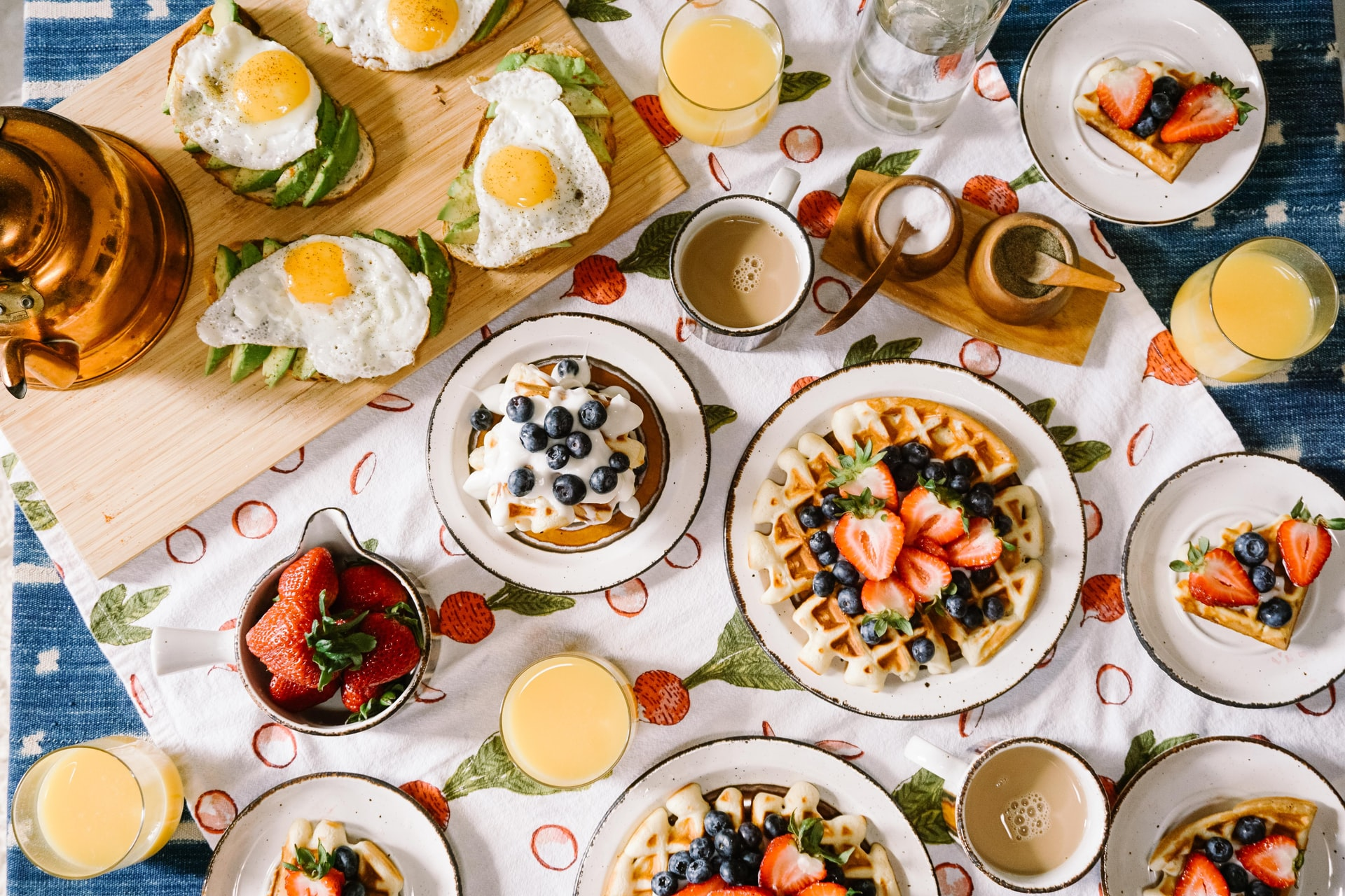 Unconventional Brunch Recipes to Whip Up This Father's Day at Your Aberdeen Apartment