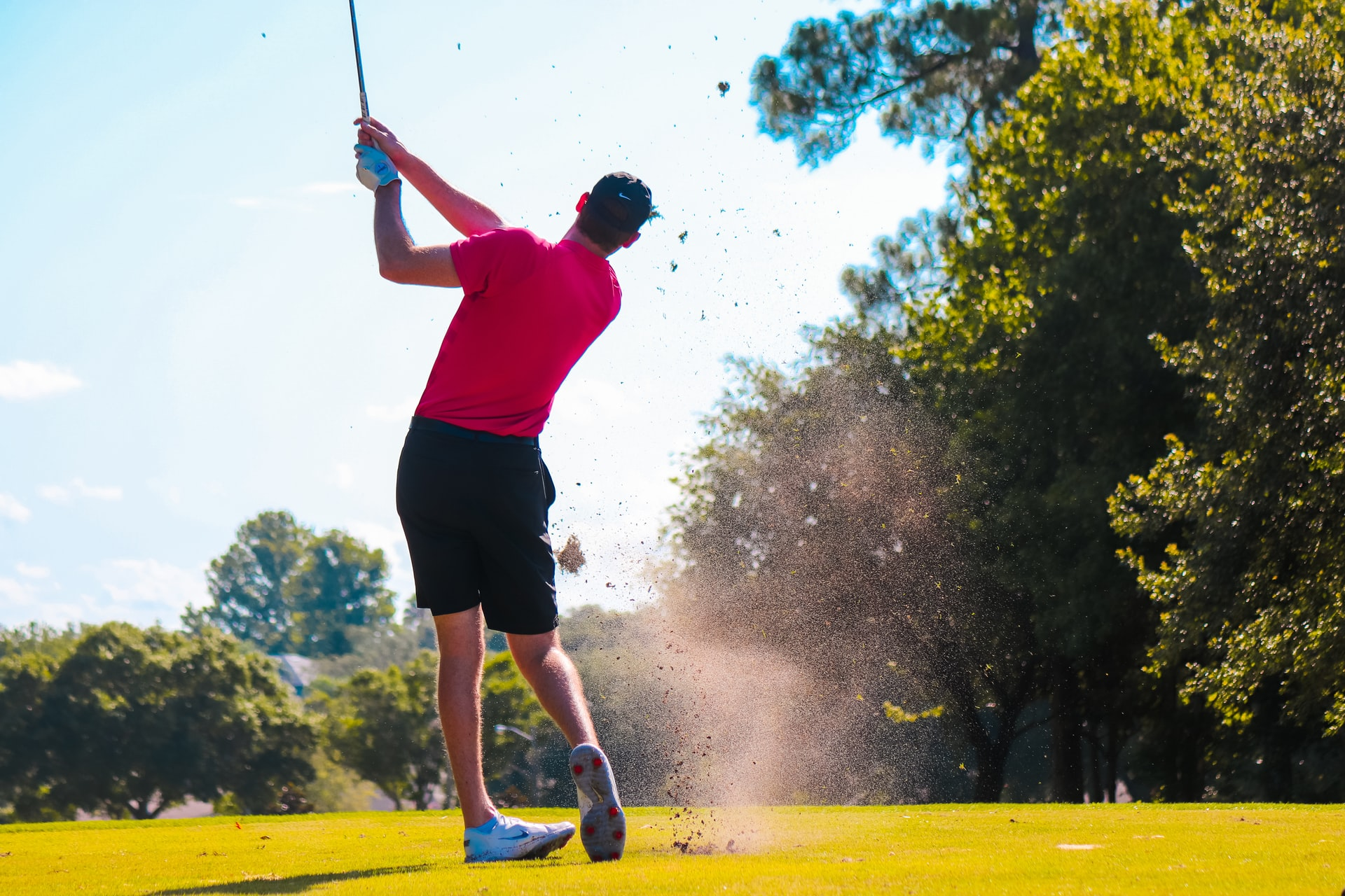 Tee Off at Bulle Rock Golf Course